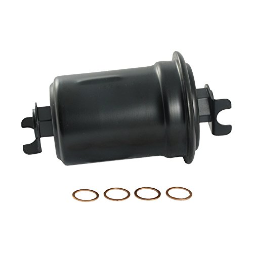ecogard xf45075 engine fuel filter - premium replacement ... toyota t100 fuel filter location 1999 toyota 4runner fuel filter location