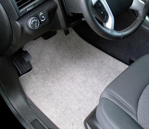 Acura TL Series Simplex Carpeted Custom-Fit Floor Mats