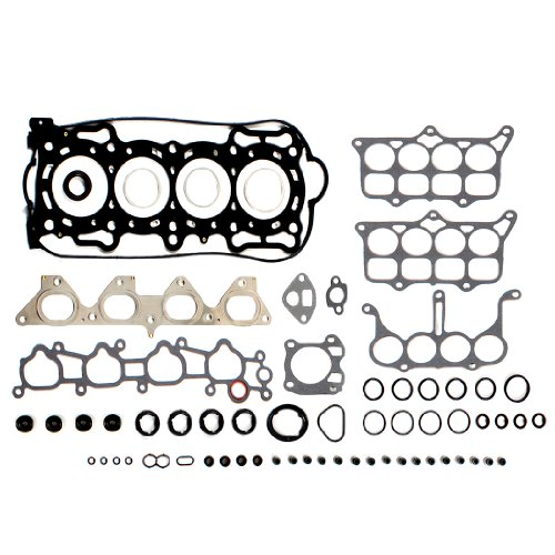 eh609e1 mls cylinder head gasket set for honda accord prelude 2 2l sohc f22a non