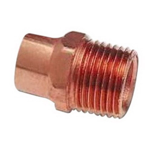Nibco 604 Wrot Copper Male Adapter 3