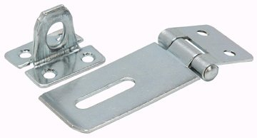ideal cabinets 3 quot safety hasp and staple 17470