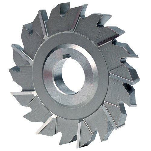 Ttc Staggered Tooth High Speed Steel Side Milling Cutter