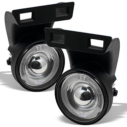 1994 2001 dodge ram pickup truck halo projector fog lights. Black Bedroom Furniture Sets. Home Design Ideas