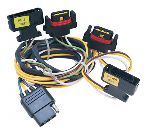 dodge 3500 trailer wiring hopkins 42205 litemate vehicle to trailer wiring kit (pico ... #10