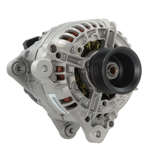 100 new alternator for volkswagen vw golf jetta 2 8 2 8l. Black Bedroom Furniture Sets. Home Design Ideas