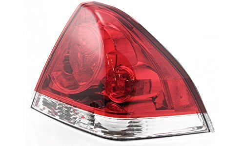 evan fischer eva15672021318 tail light for chevrolet. Black Bedroom Furniture Sets. Home Design Ideas