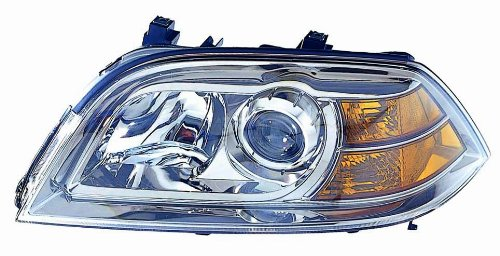 ACK Automotive Acura MDX Headlight Assembly Replaces Oem ...