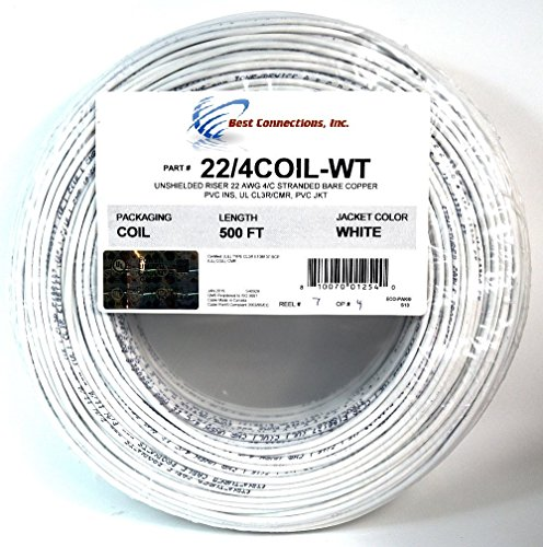 For 4 Wire Smoke Detector Wiring Running An Extra 4 Conductor Wire