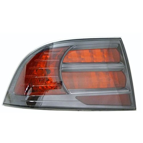 2007-2008 Acura TL (Type S Model Only) Taillight Taillamp