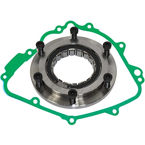 Caltric Starter Clutch One Way Bearing Gasket Fits Honda