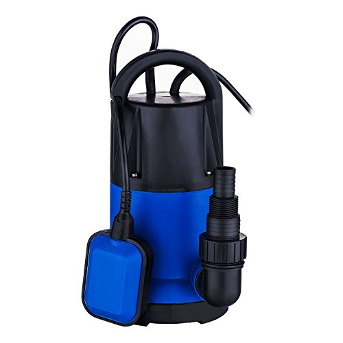 Meditool 2115gph submersible dirty clean water pump - How to clean a dirty swimming pool ...
