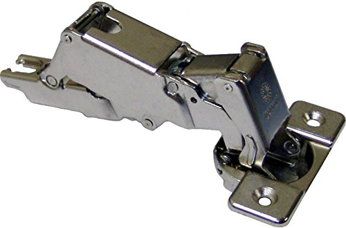 Ferrari 170 Degree Opening Cabinet Hinge With 3 Mm Plate