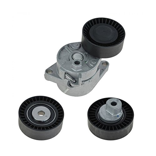 Hex Autoparts Belt Tensioner W Idler Pulley Kit For Bmw