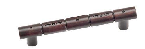 Laurey 23466 Cabinet Hardware 1-1 2-inch Flower Knob Oil