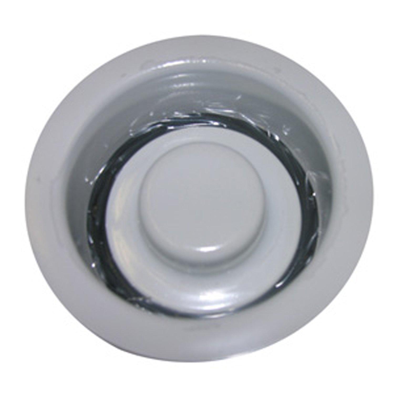 Driak Black Neoprene Sink Drain Garbage Disposal Stopper