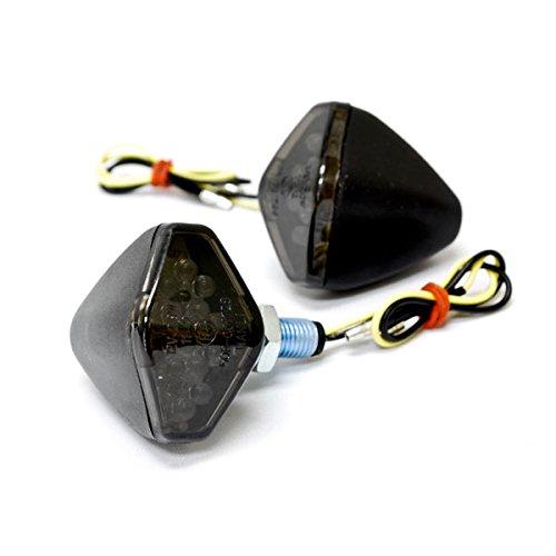 krator mini custom led turn signal indicator lights lamp. Black Bedroom Furniture Sets. Home Design Ideas