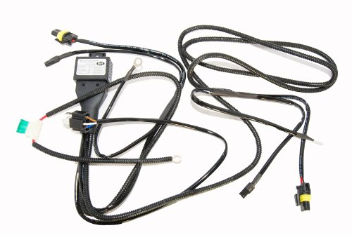 9007 h  l hid kit wire relay harness for bi