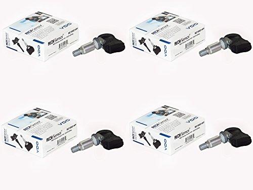 Vdo Se10001hp Redi Sensor 314 9 Mhz 315 Mhz Pack Of 4
