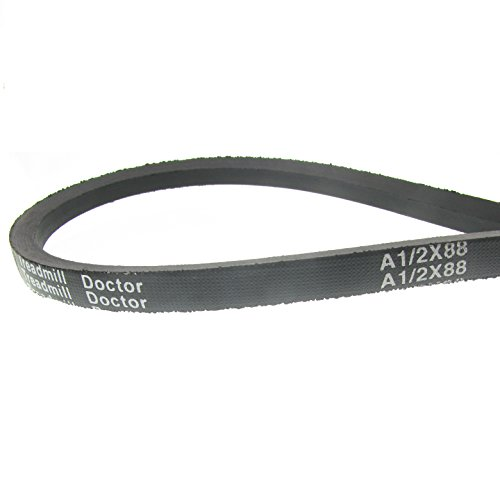 "Treadmill Running Belt Replacement Uk: Treadmill Doctor Premium Replacement Belt 1/2"" X 88"" Used"