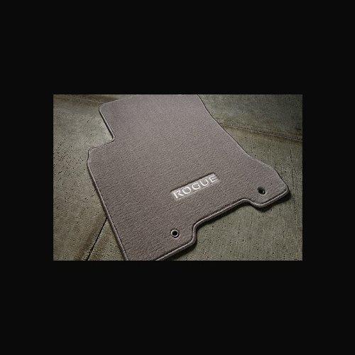 Dodge D150 Floor Mats: 2008-2011 Nissan Rogue Gray Carpeted Cargo Mats 999E3-GU000GY