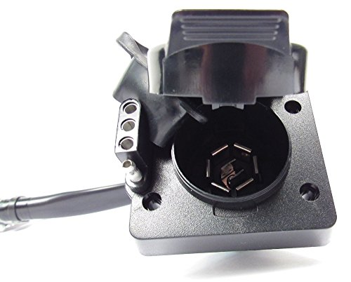 Land Rover Lr3 Trailer Wiring Harness Kit  Ywj500220  By Atlantic British