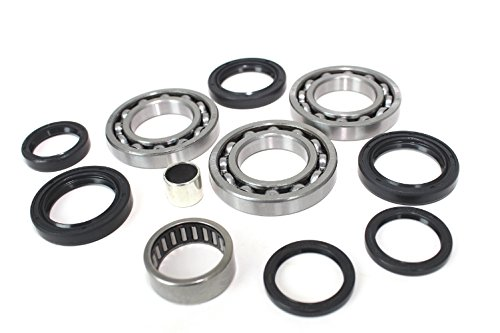 front differential bearings and seals kit polaris sportsman 400 ho 4x4 2013 2014
